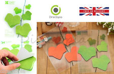 Ivy Leaf Sticky Office Memo Pads Cute Kawaii Nature Sticky Post-it Notes
