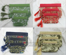 Wholesale Chinese Handmade Vintage Silk Purse/Wallets /Pouch Gift Bag
