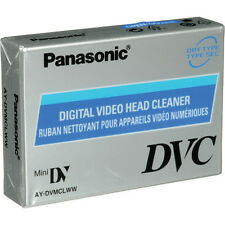 1 Panasonic Mini DV video head cleaner tape for Proline AG DV30 DV60 DVC7 DVX100