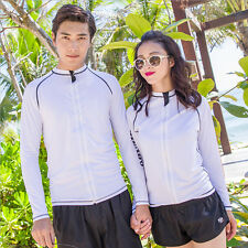 New Unisex Men Women Scuba & Snorkeling Wetsuit Rash Guard Surfing Surf Clothing