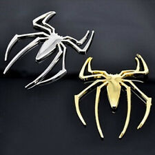 Metal 3D Spider Auto Logo Car Sticker Motor Badge Emblem Wall Decal Cleanrance