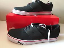Brand New in Box PUMA EL ACE TECH infused Men's Shoes 356134 01 Black S