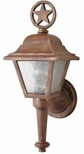 Melissa Lighting Americana 1 Light Outdoor Wall Lantern