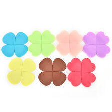 Silicone Cup Mat Flower Cup Coaster Cushion Holder Drink Cup Placemat Mat Pads