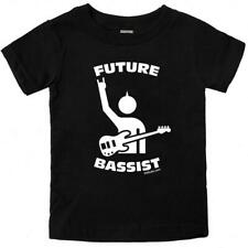 Future Bassist Toddler and Kids T Shirt