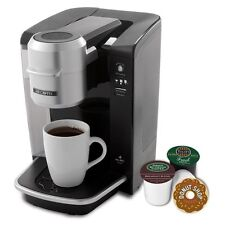 Mr. Coffee Single Serve Coffee Brewer Powered by Keurig One Cup at a Time