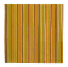 Traders and Company Apple Cider 100% Cotton Striped Tablecloth