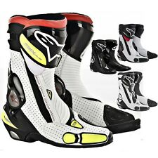 Alpinestars SMX Plus Vented Mx Motorcycle ATV Racing Motocross Boots