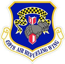 US Air Force USAF 459th Air Refueling Wing Decal / Sticker