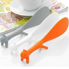 New Kids Spoon Paddle Ladle Squirrel Shape Kitchen Gadgets Scoop Rice Tools B