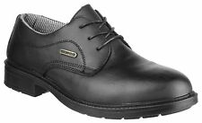 Amblers Safety Mens Footwear FS62 Waterproof Safety Shoes Lace Up Work Boots