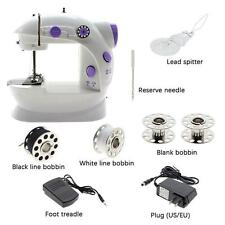 EU/US Plug 202 2-Speed Electric Home Household Sewing Machine with Foot Pedal