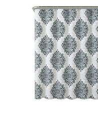 """Green Tranquility 100% Cotton Fabric 72x72"""" Shower Curtain"""