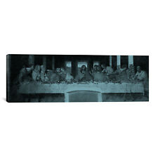 'The Last Supper III' by Leonardo Da Vinci Painting Print on Wrapped Canvas