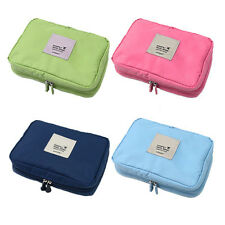 Cable Hard Drive Storage Bag Case Electronics Accessories Travel Organizer