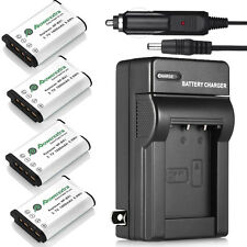 1600mAh NP-BX1 Battery & Charger For Sony Cyber-shot DSC-RX100 II HX300 AS100V