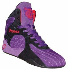 Otomix Stingray Escape Bodybuilding Weightlifting MMA Grappling Shoe (Purple)
