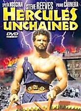 Hercules Unchained - DVD - 1959 - Steve Reeves - $2.95 Total Combined Shipping