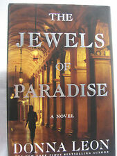 The Jewels of Paradise by Donna Leon (2012, Hardcover)