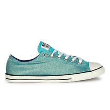 Junior Converse Chuck Taylor East Coaster Teal Blue Trainers