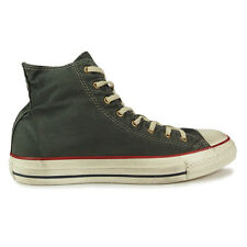 Mens Converse Beluga Chuck Taylor Washed Canvas Hi Trainers