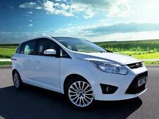 2013 Ford C-Max Grand Titanium TDCI, High Spec, Parking Sensors, Spacious 7 Seat