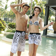 Women/Men Surf Boardshorts Board Trunks Shorts Sports Beach Swim Pants