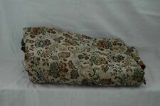 Patterned Brocade Upholstery / Furnishing Fabric 8 metres, 135cm wide
