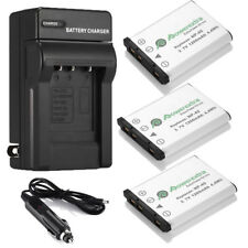 NP-45 NP-45A Battery + Charger For Fujifilm FinePix XP70 XP60 XP10 T500 T550 J20