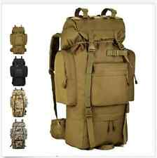 Army Rucksack Backpack Hiking Tactical Military 65L Large Camping Survival Bag
