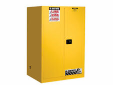 """Justrite Sure-Grip® 65""""H x 43""""W x 34""""D EX Flammable Safety Cabinet"""