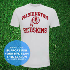 Washington Redskins Logo Official T-Shirt USA NFL Jersey Football 2016 NEW
