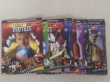 DR DOCTOR WHO DVD FILES - MAGAZINE BACK ISSUES COPIES - COMPLETE YOUR COLLECTION