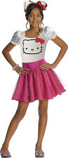 Hello Kitty TuTu Costume Tutu Dress Kids Hello Kitty Dress 884752