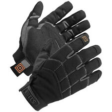 5.11 Ironclad Tactical Combat Station Grip Mens Gloves Work Protection Black