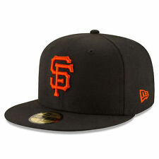 San Francisco Giants New Era Hometown Class 59FIFTY Fitted Hat - Black - MLB