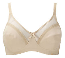 Brand New Royce Charlotte Soft Cup Comfort Maternity Bra Skin 821 Various Sizes