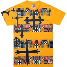 $40 Reebok x Rolland Berry London art Tee (orange) fashion shirt