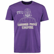 TCU Horned Frogs The Dark Side Star Wars T-Shirt - Purple - College