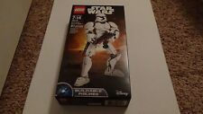 LEGO 75114 STAR WARS FIRST ORDER STORMTROOPER FACTORY SEALED NEW IN BOX NIB