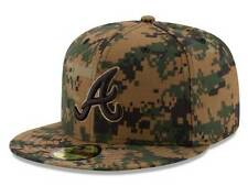 Official MLB 2016 Atlanta Braves Memorial Day New Era 59FIFTY Fitted Hat