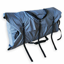 Foldable Inflatable Boat Hull Storage and Carrying Bag
