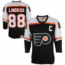 Eric Lindros Mitchell & Ness Philadelphia Flyers Hockey Jersey - NHL