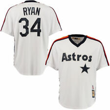 Nolan Ryan Majestic Houston Astros Baseball Jersey - MLB