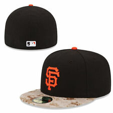 New Era San Francisco Giants Fitted Hat - MLB