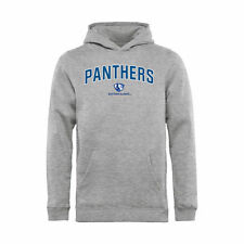 Eastern Illinois Panthers Youth Proud Mascot Pullover Hoodie - Ash - NCAA