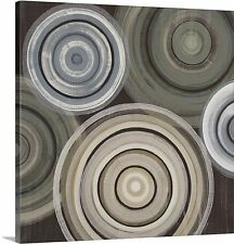 Canvas On Demand 'Spin Cycle' by Liz Jardine Painting Print on Canvas