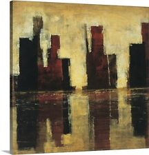 Canvas On Demand 'Vision II' by Cape Edwin Painting Print on Canvas