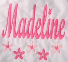 Personalized Monogrammed Diaper Covers Baby or Toddler Bloomers Several Designs