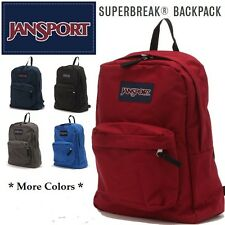 JANSPORT® SUPERBREAK * MORE COLORS * ORIGINAL AND NEW